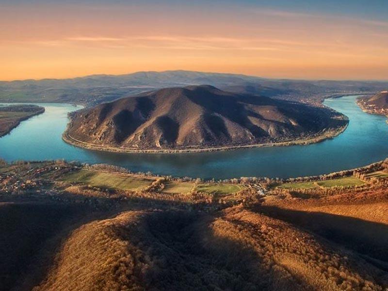Belföldi utazások a legszebb kiránduló helyekre - Prédikálószék , Vízzel körbevett sziget